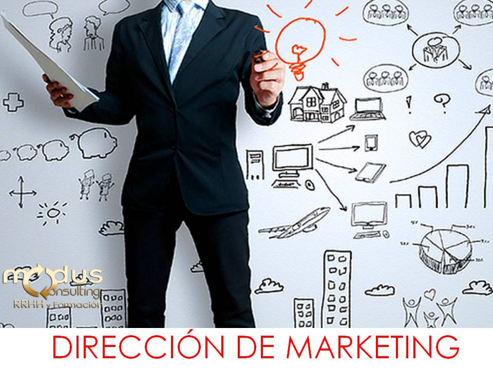 28 | DIRECCIÓN DE MARKETING | 28 Modus Consulting 1fef2e